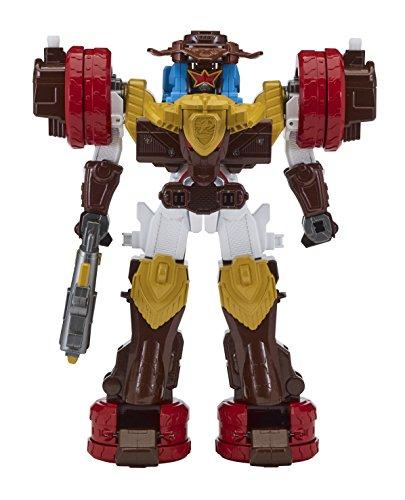 Power Rangers 43598Ninja Stahl Bullrider Megazord