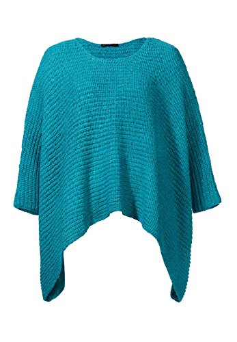 APART Approach, Oversized Pullover, petrol, Gr. L