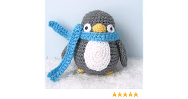 These amigurumi penguins are cute as a... - Amigurumi Today - Free ... | 315x600
