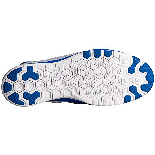 Gioco Reale Maschile Da Ginnastica Premium Bianco Moda Nike Mid Blazer Scarpe Di 429988601 Azzurro OxW4Sqg