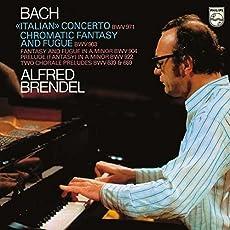 Bach, J.S.: Italian Concerto; Chromatic Fantasy & Fugue etc [LP]