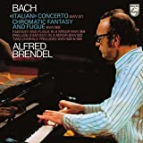 #10: Bach, J.S.: Italian Concerto; Chromatic Fantasy & Fugue etc [LP]