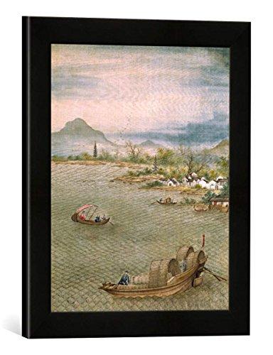 Gerahmtes Bild von 18. Jahrhundert