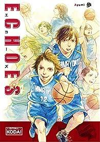 ECHOES par  Ayumi