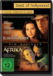 Best of Hollywood - 2 Movie Collector's Pack: All die schönen Pferde / Ich träumte von ... [2 DVDs]
