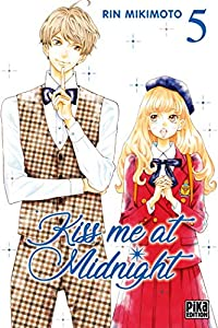 Kiss Me at Midnight Edition simple Tome 5