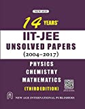 #10: IIT-JEE Unsolved Paper (Physics Chemistry Mathematisc Solved Papers)