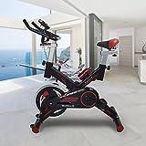 Bicicleta regulable de ciclo con volante de inercia de 24 kilos