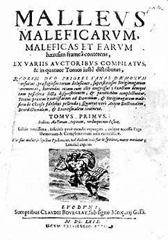 Malleus Maleficarum (El martillo de los brujos) de [SPRENGER, JACOBUS]