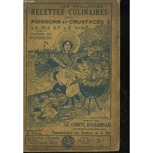 Les meilleures recettes culinaires pour poisons et crustaces