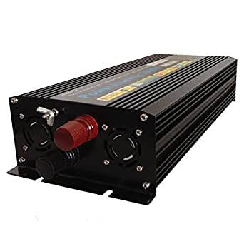 Convertisseur de tension pur sinus 48V vers 220V - puissance 1000W - Expédié depuis la France