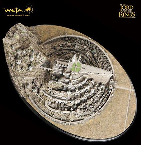 El Señor de los Anillos Diorama Minas Tirith 2