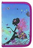 Idena 241124 - Schüleretui Flower Fairy