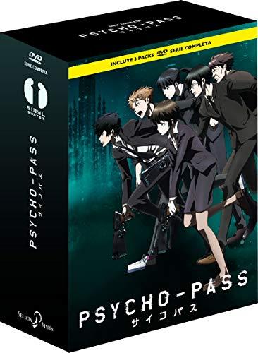 Psycho Pass. Serie Completa Episodios 1 A 33 +...