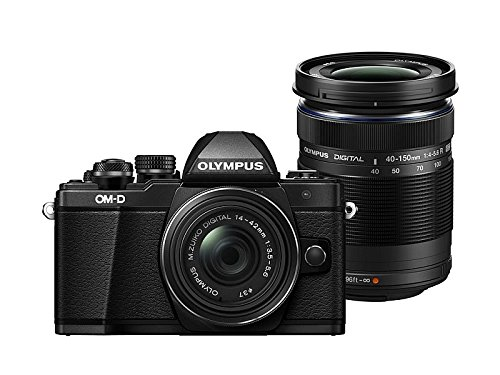 olympus-om-d-e-m10-mark-ii-compact-system-camera-14-42-ez-lens-40-150-mm-r-black
