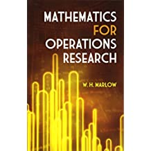 Mathematics for Operations Research (Dover Books on Mathematics)