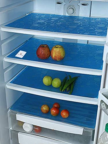 Kuber Industries Circle Design Refrigerator