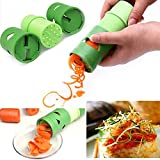 fenguh pour Vegetable Fruit Slicer Spiral eplucheur coupeur turning cutter cuisine outil portable kitchen tool