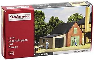 Auhagen - Edificio ferroviario de modelismo ferroviario escala 1:87