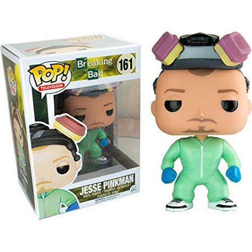 Funko Pop TV: Breaking Bad - Jesse Pinkman Green Suit EE Exclusive Vinyl Figure by FunKo