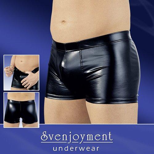 Preisvergleich Produktbild Svenjoyment Herren Pants schwarz L, 1 Stück