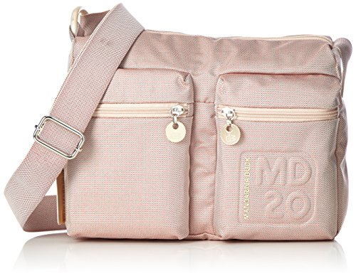 mandarina-duck-md20-tracolla-sac-bandouliere-pour-femme-rose-pink-misty-rose