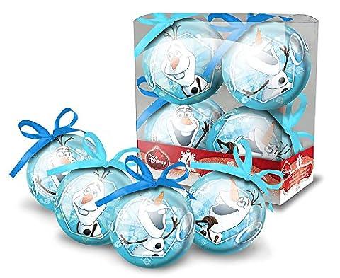 Weihnachtskugeln - Weihnachtsschmuck - Christbaumkugeln - Christbaumschmuck - Tannenbaumschmuck - Tannenbaumkugeln - Weihnachtskugeln - Frozen - Die Eiskönigin - Olaf