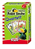 01110 - Amigo Spiele - Der kleine Rabe Socke - Quartett