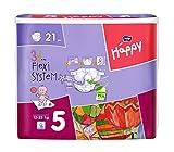 Bella Baby Happy Windeln Größe 5 Junior (12-25kg) 126 Windeln (6 x 21 Stück)