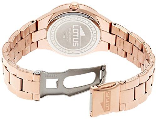 Comprar Lotus Reloj Acero 0 De Cuarzo Correa Para MujerCon qUzMGSVp