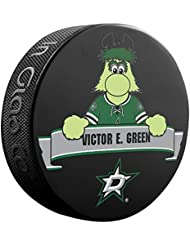 Dallas Stars Team Mascot NHL Souvenir Puck
