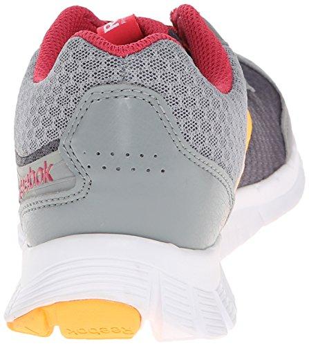 Reebok Z Fury Tempo scarpa da running Blk/Grey/Magenta/Gold/Wht