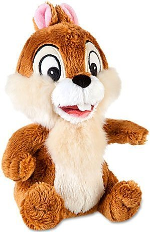Disney Chip n Dale Rescue Rangers Exclusive 7 1/2 Inch Plush Chip by Disney -