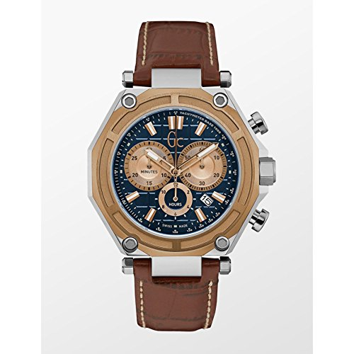 GC by Guess Reloj los Hombres Sport Chic Collection GC-3 Sport Cronógrafo X10005G7S