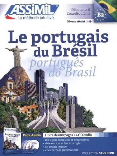 Pack CD Portugais du Bresil 2015