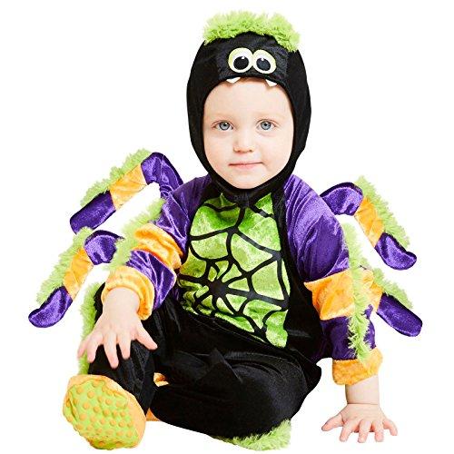 Baby-Spinne Halloween Kostüm Baby (Kostüm Uk Baby Spinne)