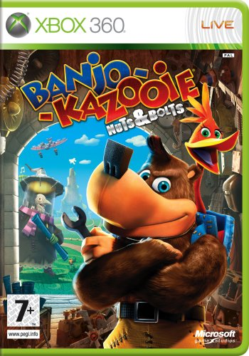 Banjo-Kazooie: Nuts & Bolts [UK Import]