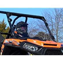 Polaris RZR 900 / 1000 Full Windshield Clear standard by Super ATV