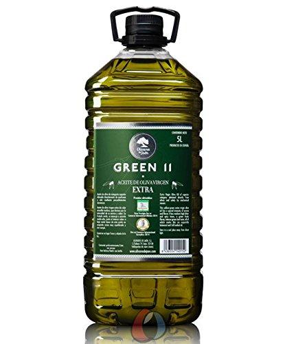 3 garrafas pet 5 l - Green II Olivares de Jaén -...