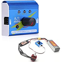Motor Servo Ensayador Multifunción ESC Controlador de Velocidad Maestro Motor Inspector