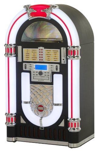 Ricatech-RR2000-Jukebox-style-vintage-50s-LED-avec-USB-et-SD