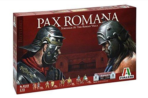 6115S 1/72 Pax Romana Battle Set by Italeri