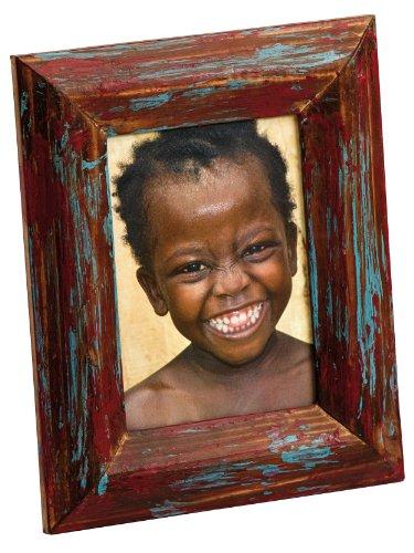 Portraitrahmen Sapeli, 13x18 cm (Ausgefallene Bilderrahmen)