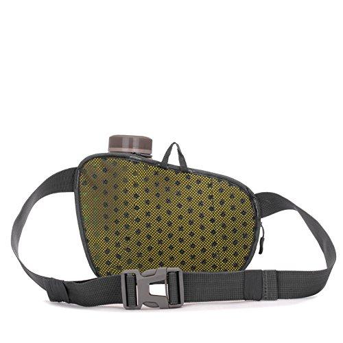 Outdoor-wasserdichtes Nylon Gürteltasche Messenger Tasche kleine Brust Tasche Multi-Funktions 2
