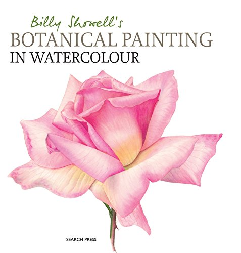 Billy Showell's Botanical Painting in Watercolour di Billy Showell