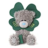 Me to You SG01W4077 Tatty Teddy Plüschtier mit vierblättrigem Kleeblatt