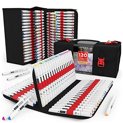 Arteza EverBlend Set rotuladores mezcladores doble