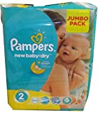 80 Pampers Windeln New Baby Gr. 2