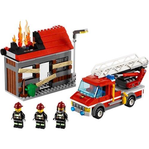 LEGO-City-Fire-Emergency-Playset-60003