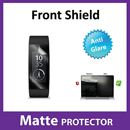 Invisibleshield Screen Film (Sony-Talk SWR30matt Anti Glare Front Displayschutzfolie Film militärtauglichem Schutz Exklusives Ace Fall)